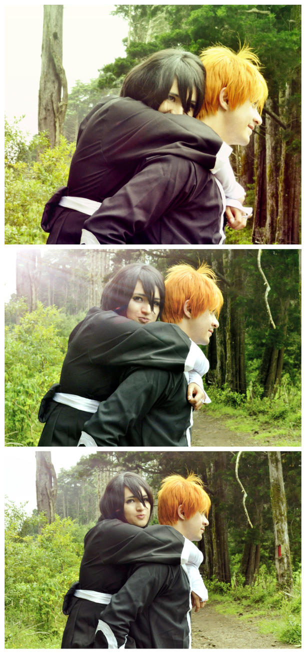IchiRuki by PrincessTeppelin
