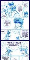 Detective Conan Drama CD scene
