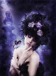 Night Whispers by DeniseGarbis