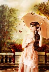 Autumn Breeze by DeniseGarbis