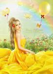 Lemon Drop by DeniseGarbis