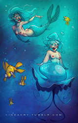 Mermaid Life by Cindacry