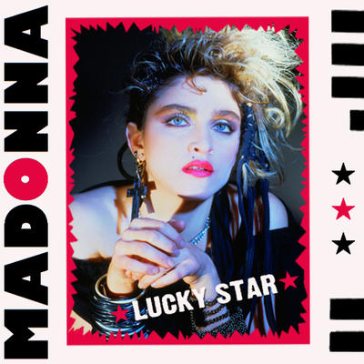 madonna the star