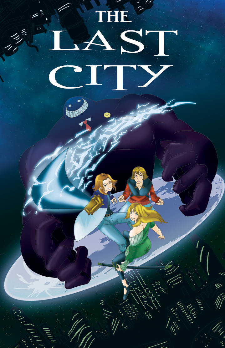 The Last City Cover