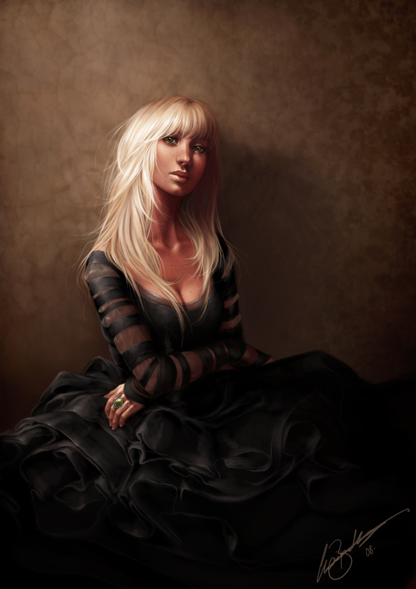 .: Noir :. by Charlie-Bowater