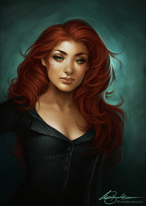 Commission: Ember by Charlie-Bowater