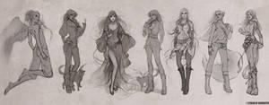 Sketches IX