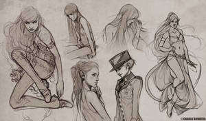 Sketches X
