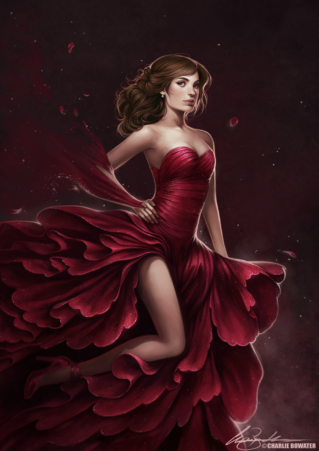 Lilith by Charlie-Bowater