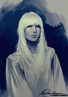 Tautou by Charlie-Bowater