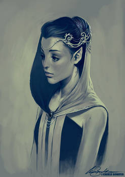 Sketch XVII by Charlie-Bowater