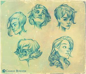 Sketches XIX
