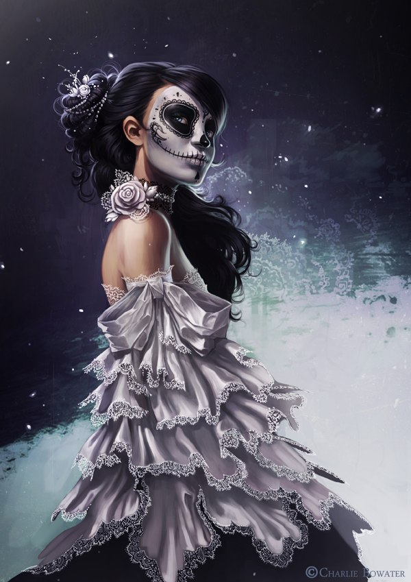 Imagine FX Day of the Dead by Charlie-Bowater