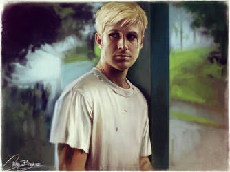 The Place Beyond The Pines by Charlie-Bowater