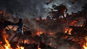Injustice : Gods Among Us - Raven