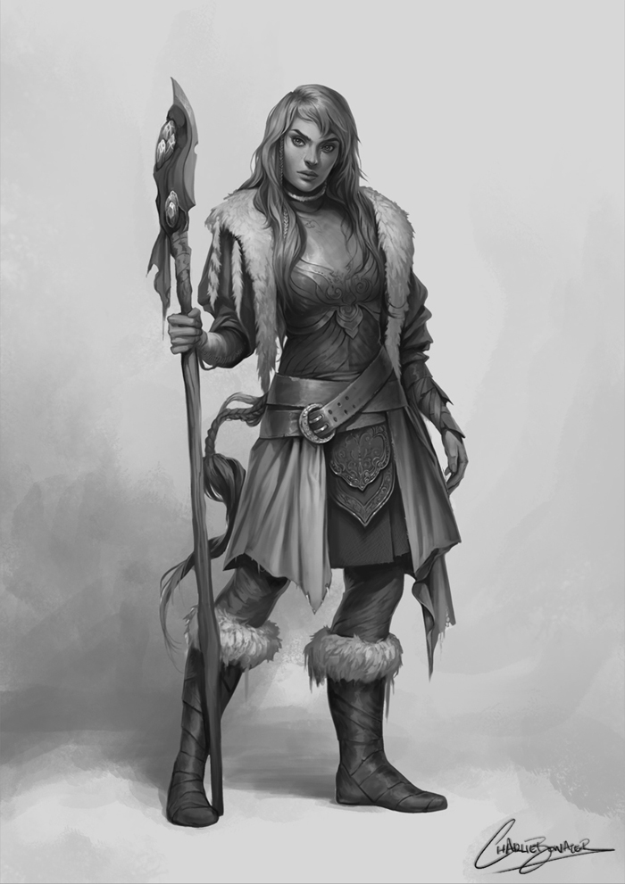 Skillshare Character Design by Charlie-Bowater