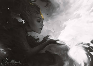 Phosphorescent by Charlie-Bowater