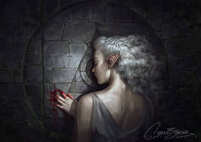 The Gate by Charlie-Bowater