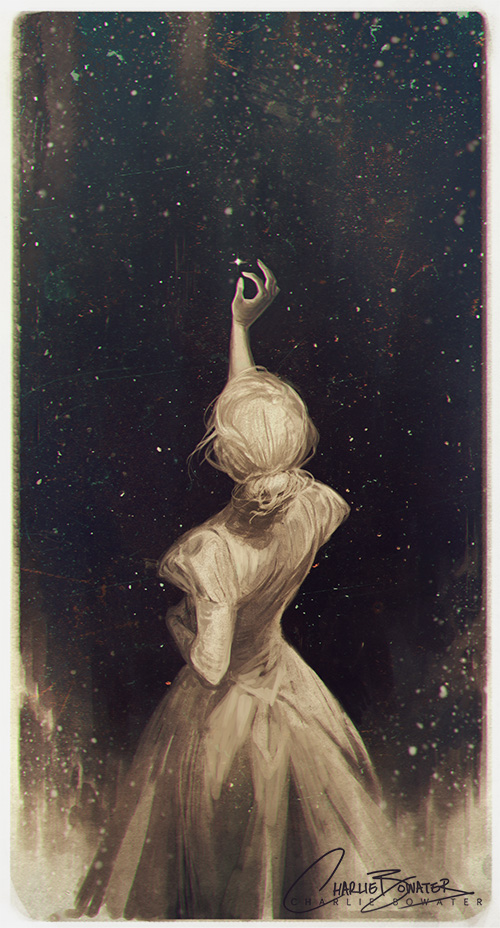 The Old Astronomer by Charlie-Bowater