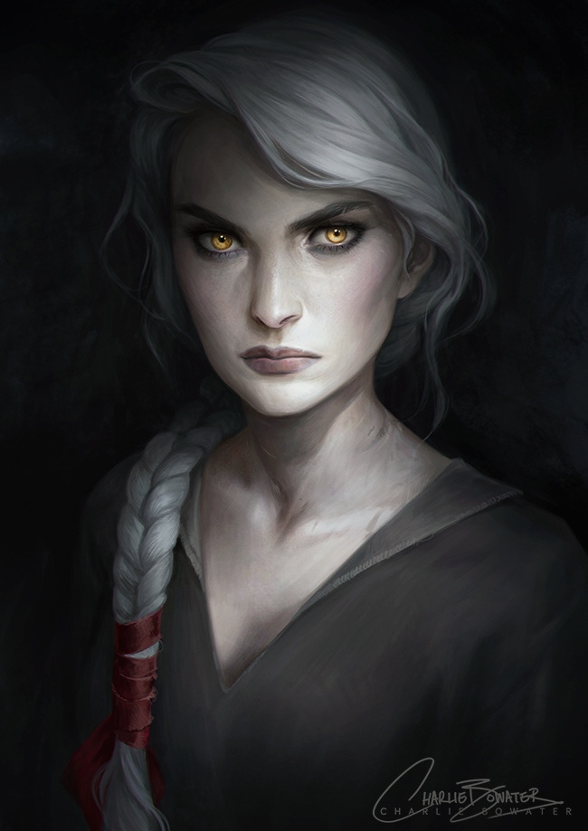 Manon by Charlie-Bowater