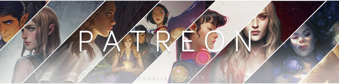 Patreon! by Charlie-Bowater