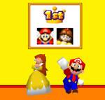 Mario x Daisy: Champions