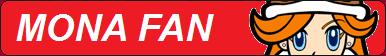 Mona (WarioWare) Fan Button