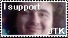 JeshuaTheKnight Stamp by JeshuaTheKnight