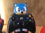 Controller Holder (Sonic)