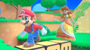 Mario x Daisy: Going for a Walk (Remake)