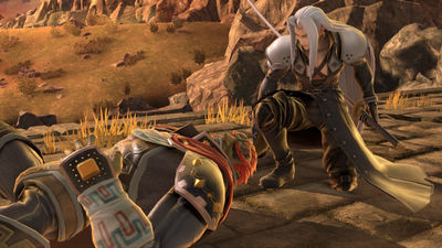 Sephiroth Revives Ganondorf?