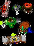 Fan Made Omnitrixes