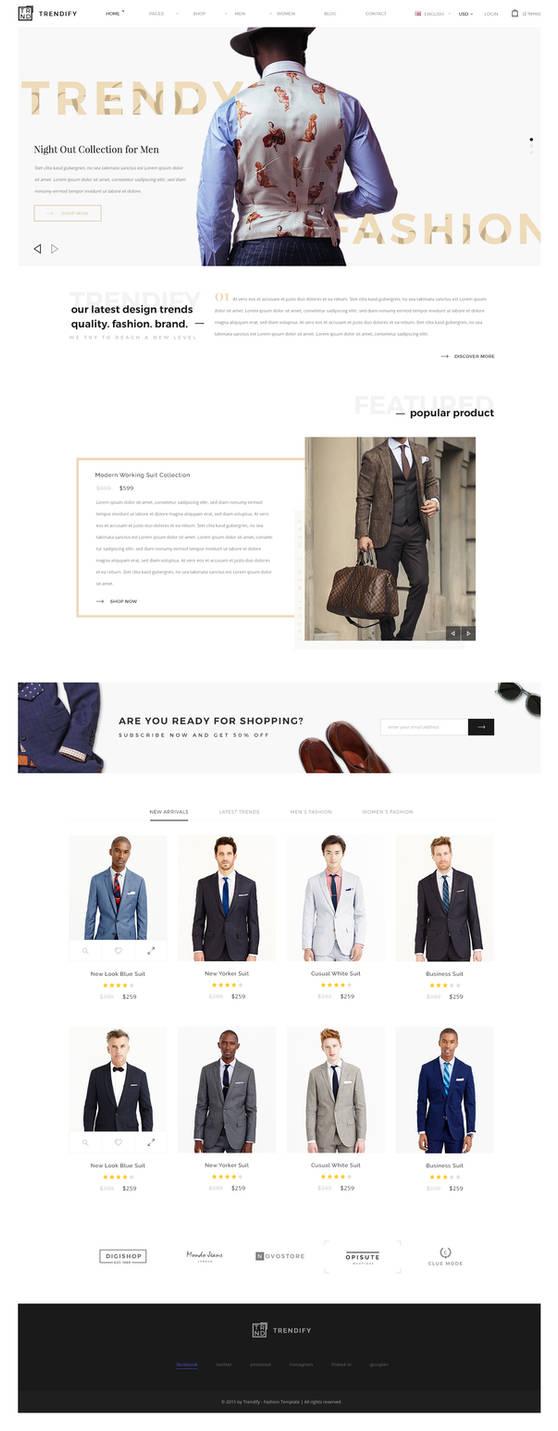 Trendify - Fashion eCommerce WordPress Theme