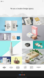 Opton - Multi-Purpose PSD Template