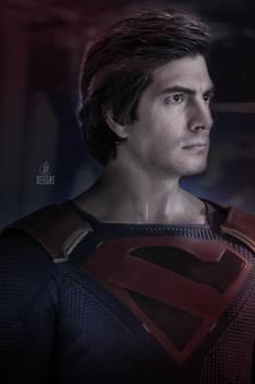 Brandon Routh as Kingdom Come Superman