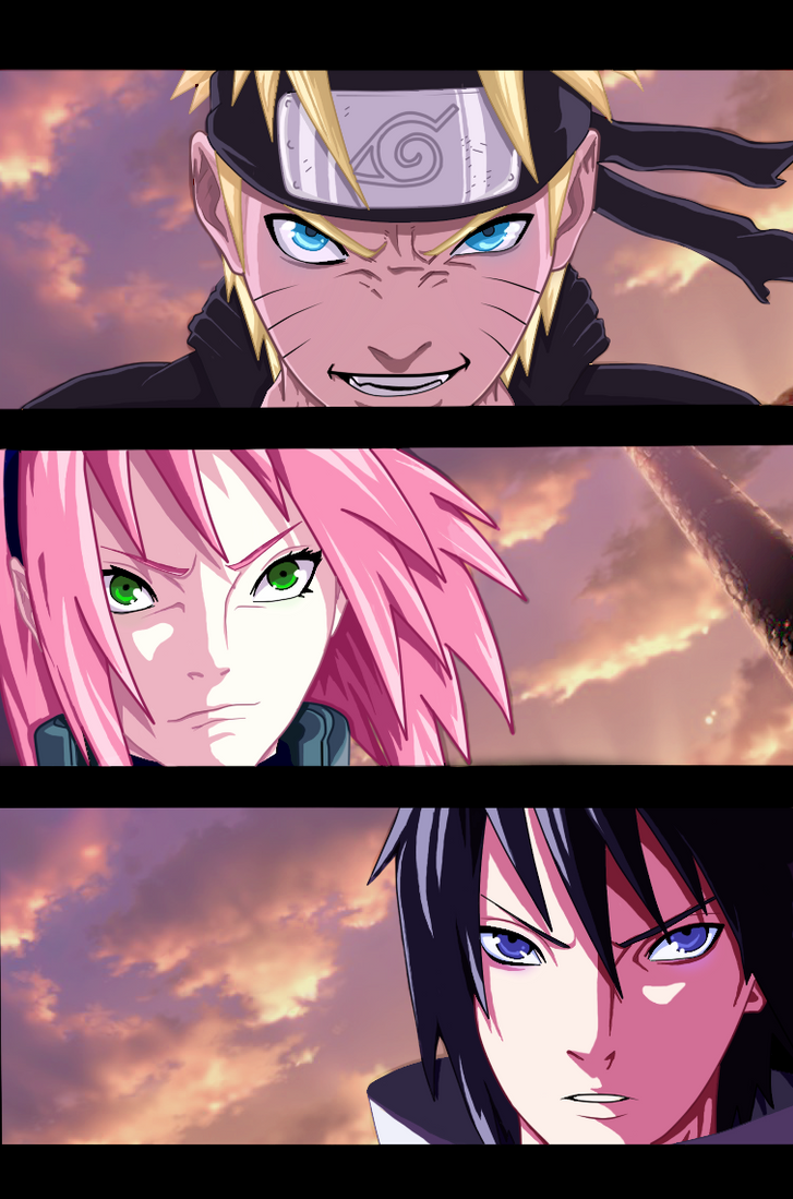 Team 7 by BoruChin