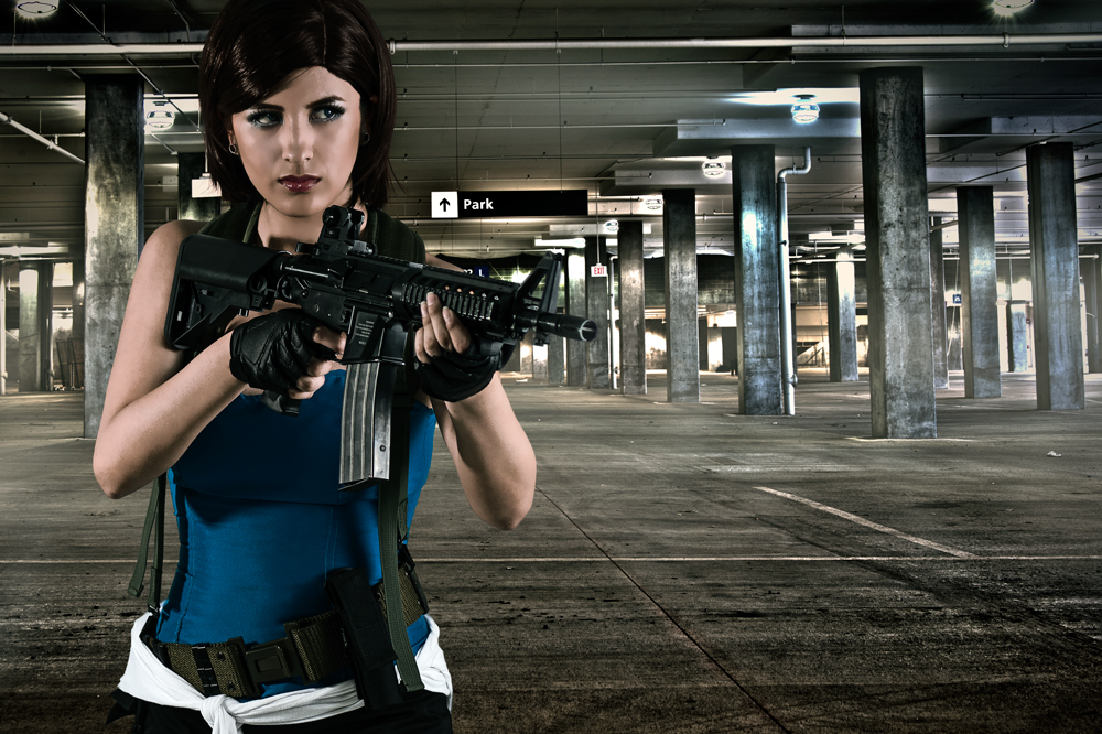 Jill Valentine Cosplay Resident Evil 3 By Umicosplays On