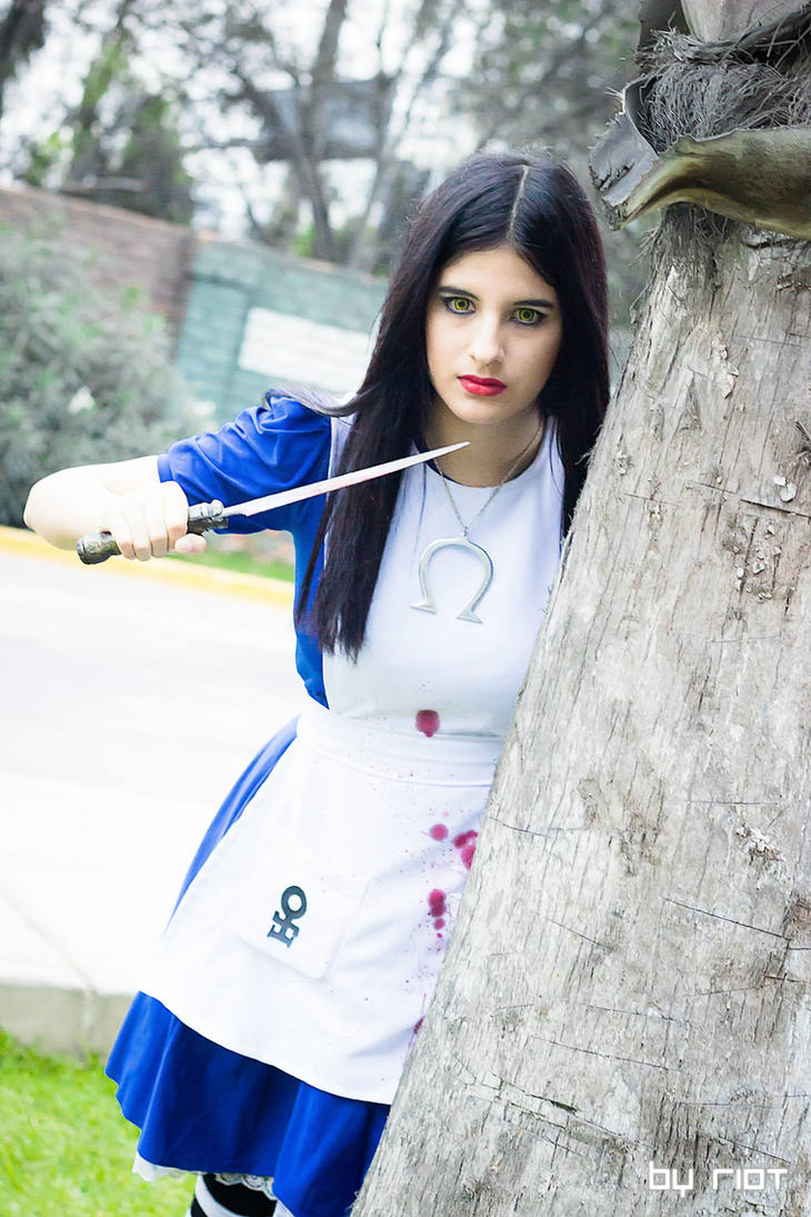 Alice Madness - Alice Lidell Cosplay by Umi Hyu by umicosplays