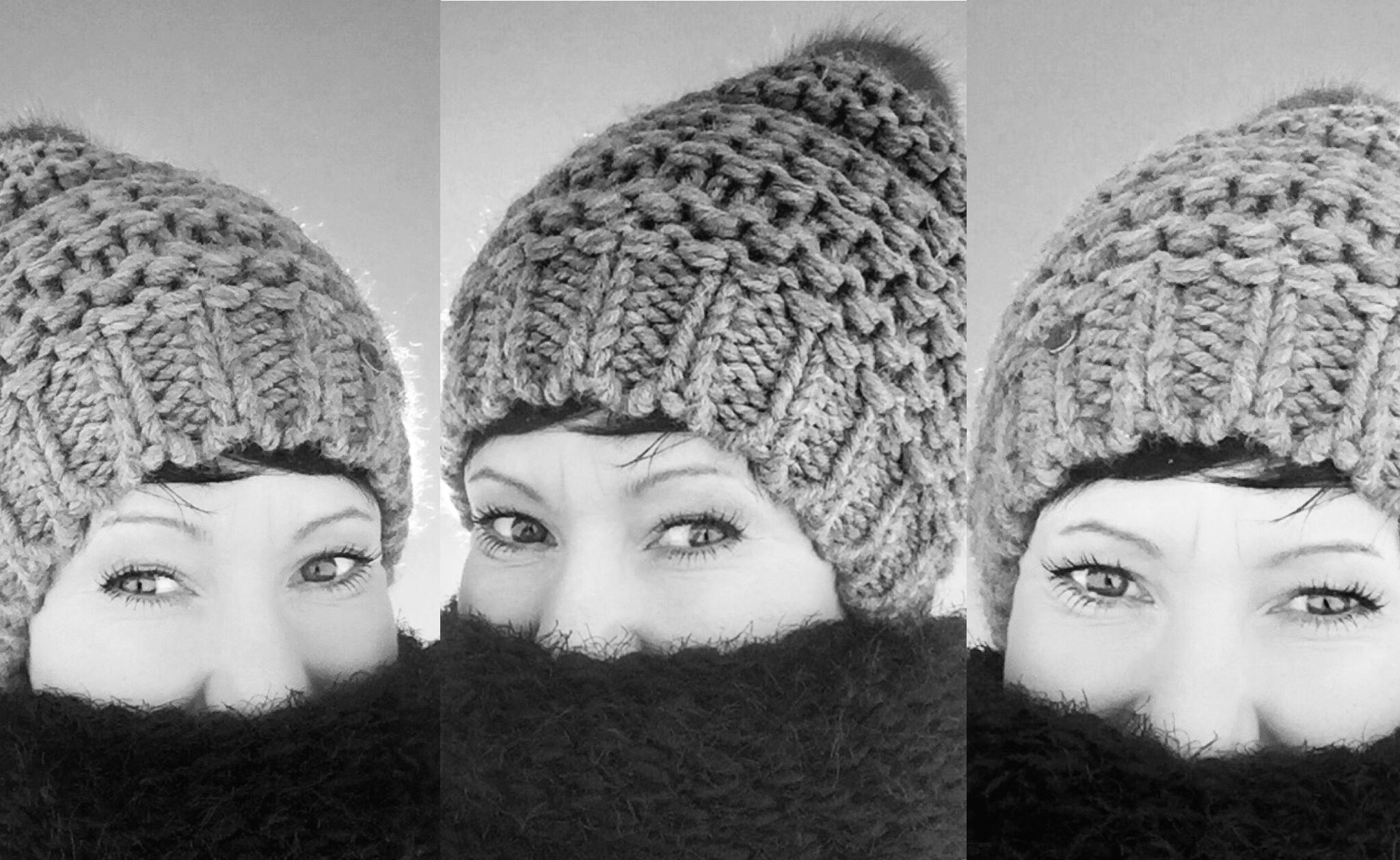 Nicole black and white by Nicschi