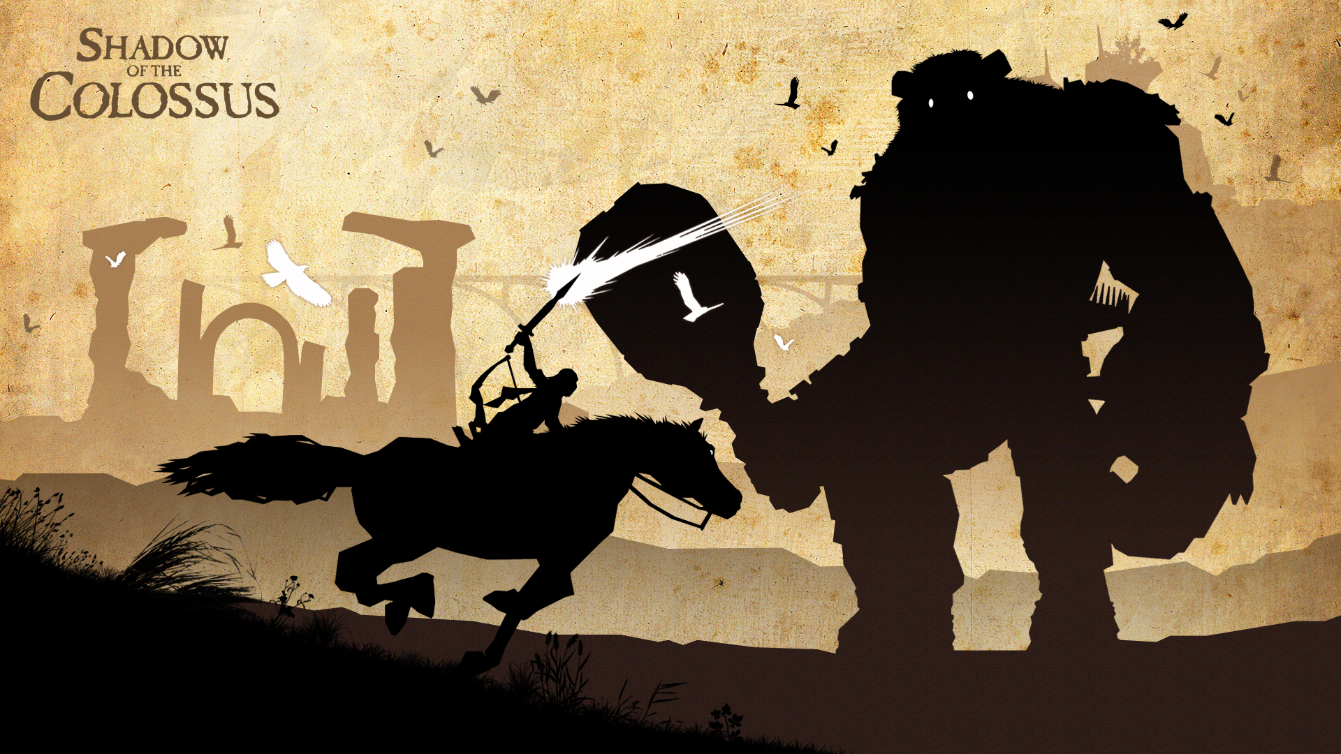 Shadow of the colossus valus by ultrama6net1cart on - Shadow of the colossus iphone wallpaper ...