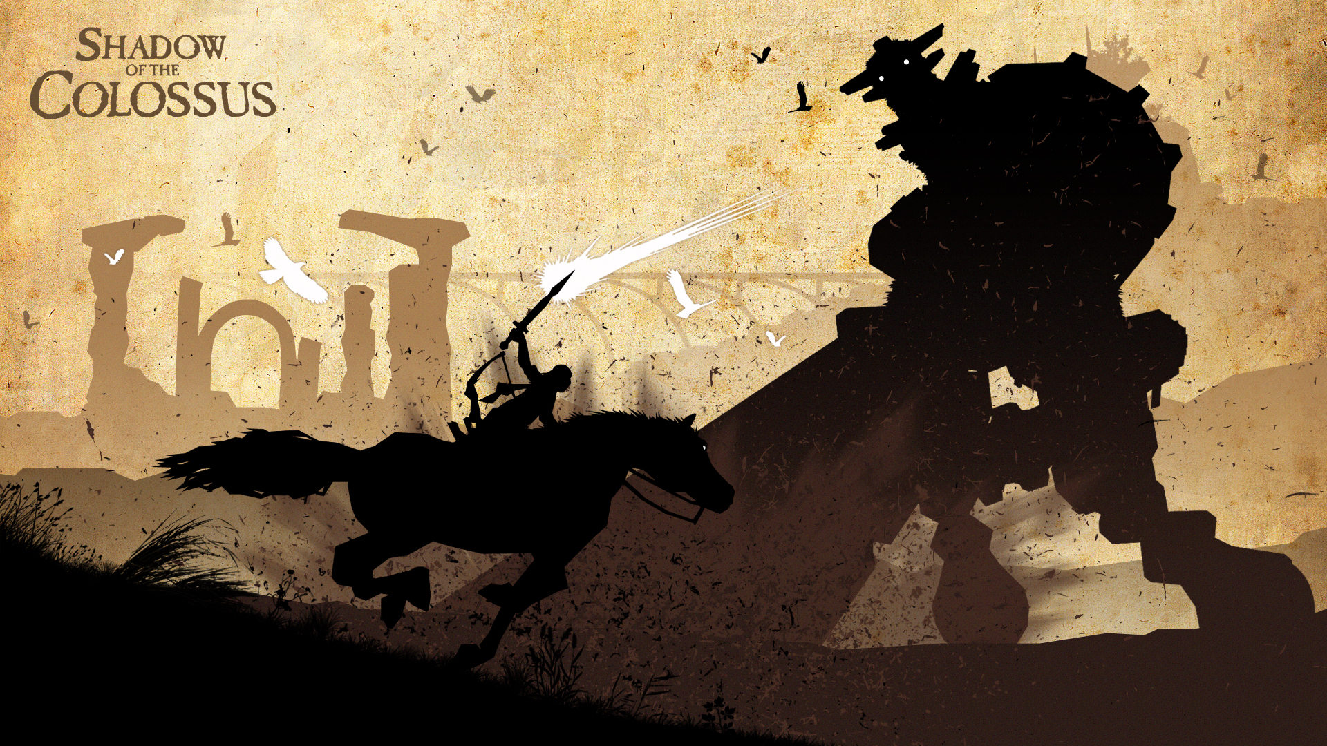 Shadow Of The Colossus: Gaius by uLtRaMa6nEt1cART on ...
