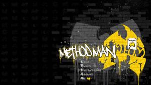Wu-Tang Clan Logos: Method Man