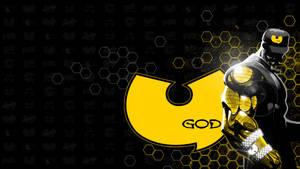 Wu-Tang Clan Logos: U-God as Golden Arms