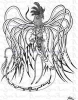 Quetzalcoatl FFX Remake by ShinLadyAnarki