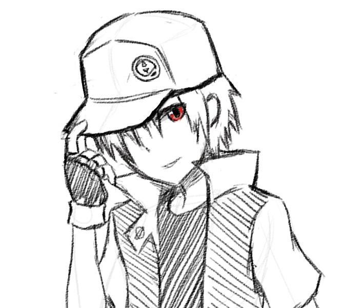 Trainer Red by Kinoukiri