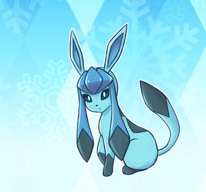 Glaceon!
