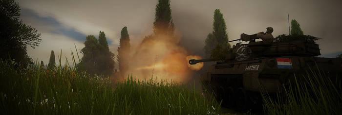 epic shot by DarkFrostmare