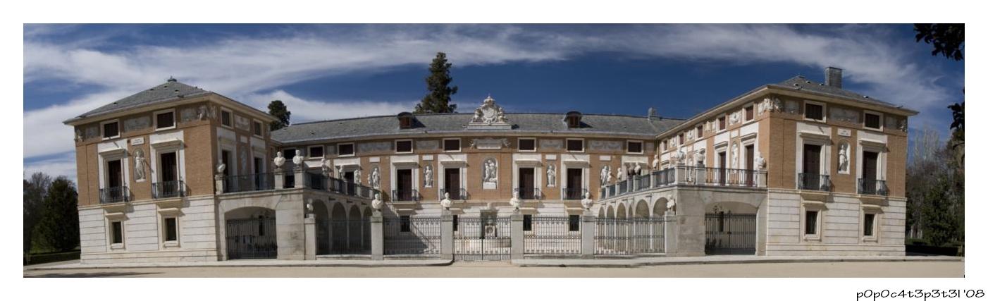 Casa del Labrador in Aranjuez