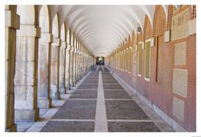 Aranjuez Colonade
