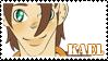 COM: Marfaye -- Kael Stamp by DreamersArcadia
